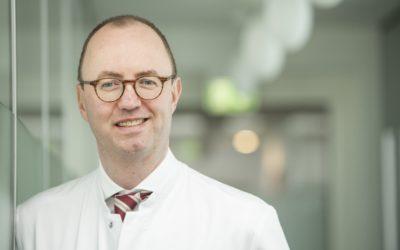 Neuer Chefarzt am Krankenhaus Sachsenhausen: