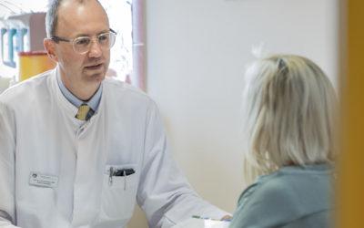 Virtueller Informationsabend zum Thema Gebärmuttersenkung