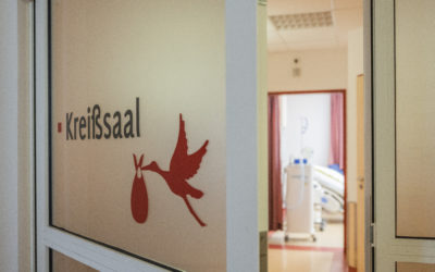 Vorrübergehende Schließung der Abteilung Geburtshilfe wegen Renovierungsarbeiten